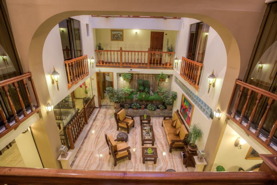 호텔 루이나스