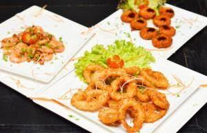 Real Sushi Culinaria Oriental