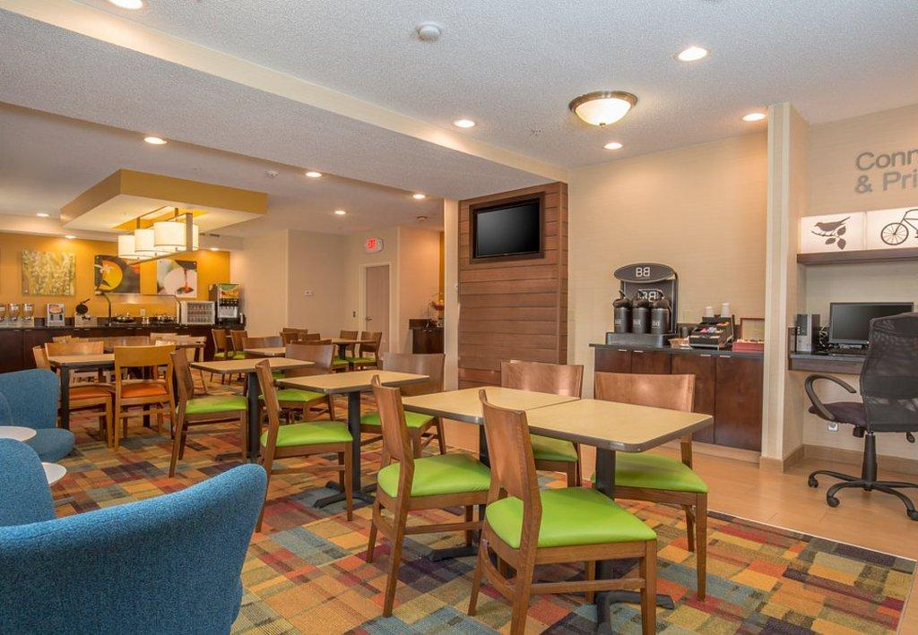 Fairfield Inn Tulsa Woodland Hills