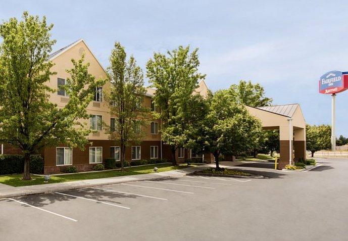 Fairfield Inn Salt Lake City Layton