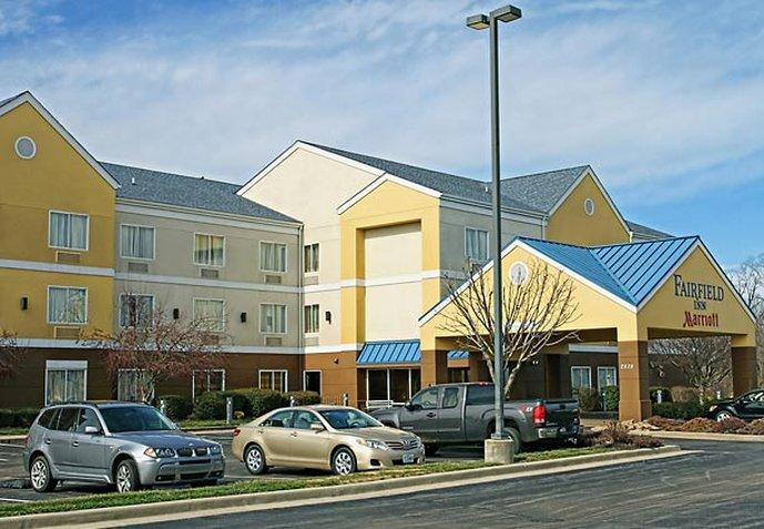 Fairfield Inn Princeton