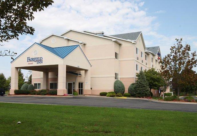 Fairfield Inn Syracuse Clay