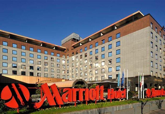 ミラノ マリオット ホテル