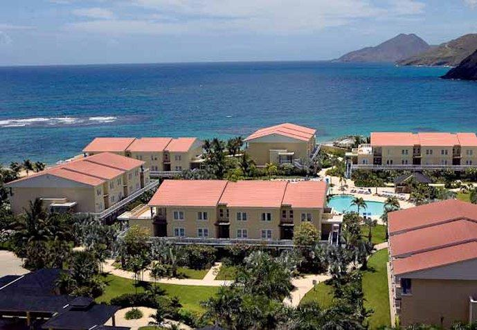 Marriott's St. Kitts Beach Club