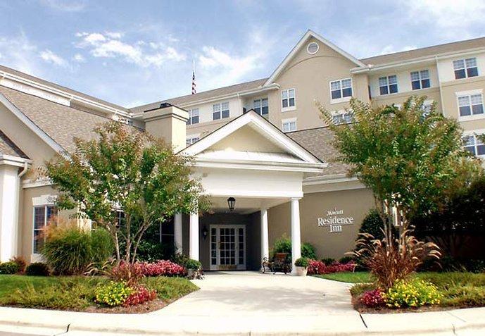 Residence Inn Raleigh Crabtree Valley