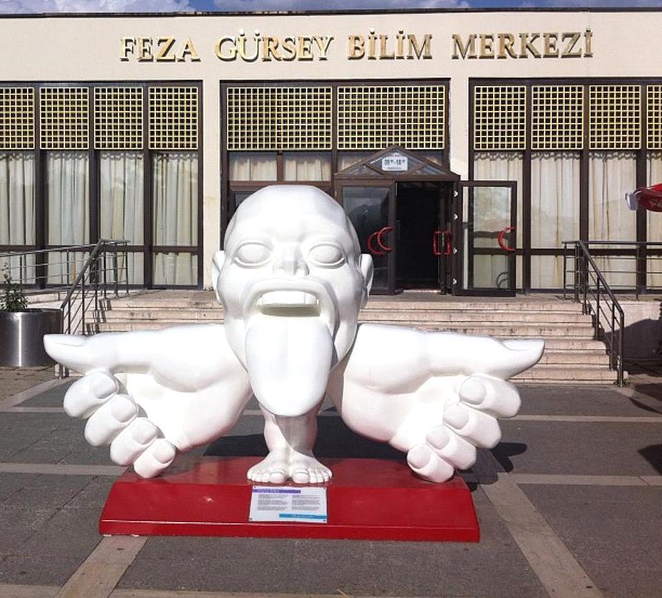 Feza Gursey Bilim Merkezi (Ankara, Tyrkiet) - anmeldelser