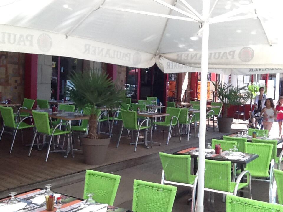 Cafe du jardin saint affrique restaurant avis num ro for Cafe du jardin london
