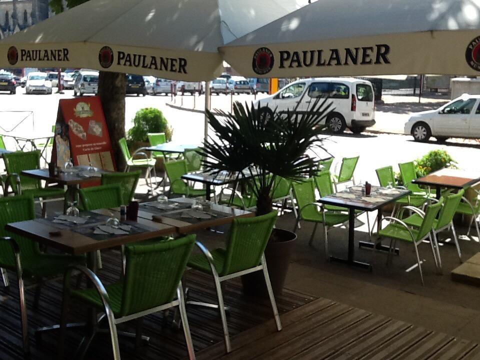 Cafe du jardin saint affrique restaurant reviews phone for Cafe du jardin london