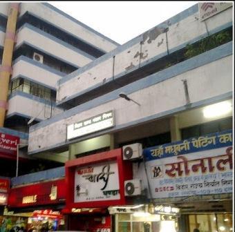 Maurya Lok Shopping Complex