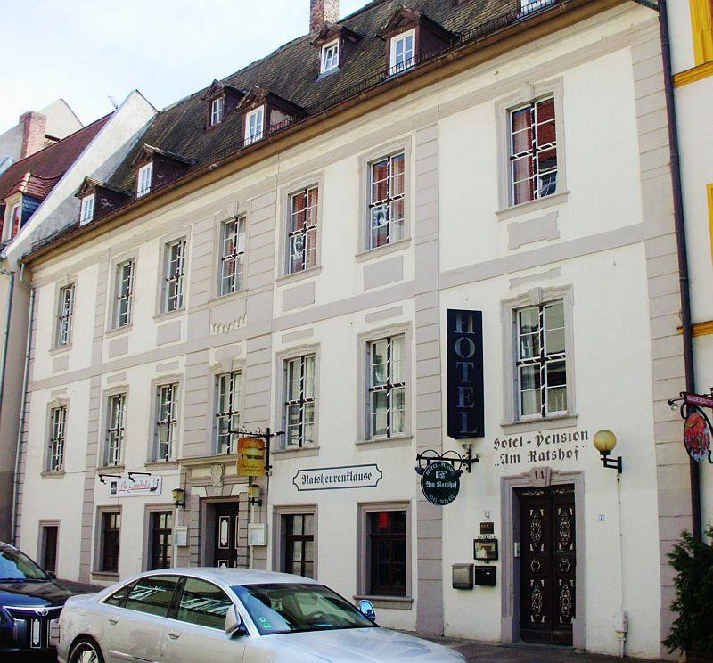 Hotel-Pension Am Ratshof