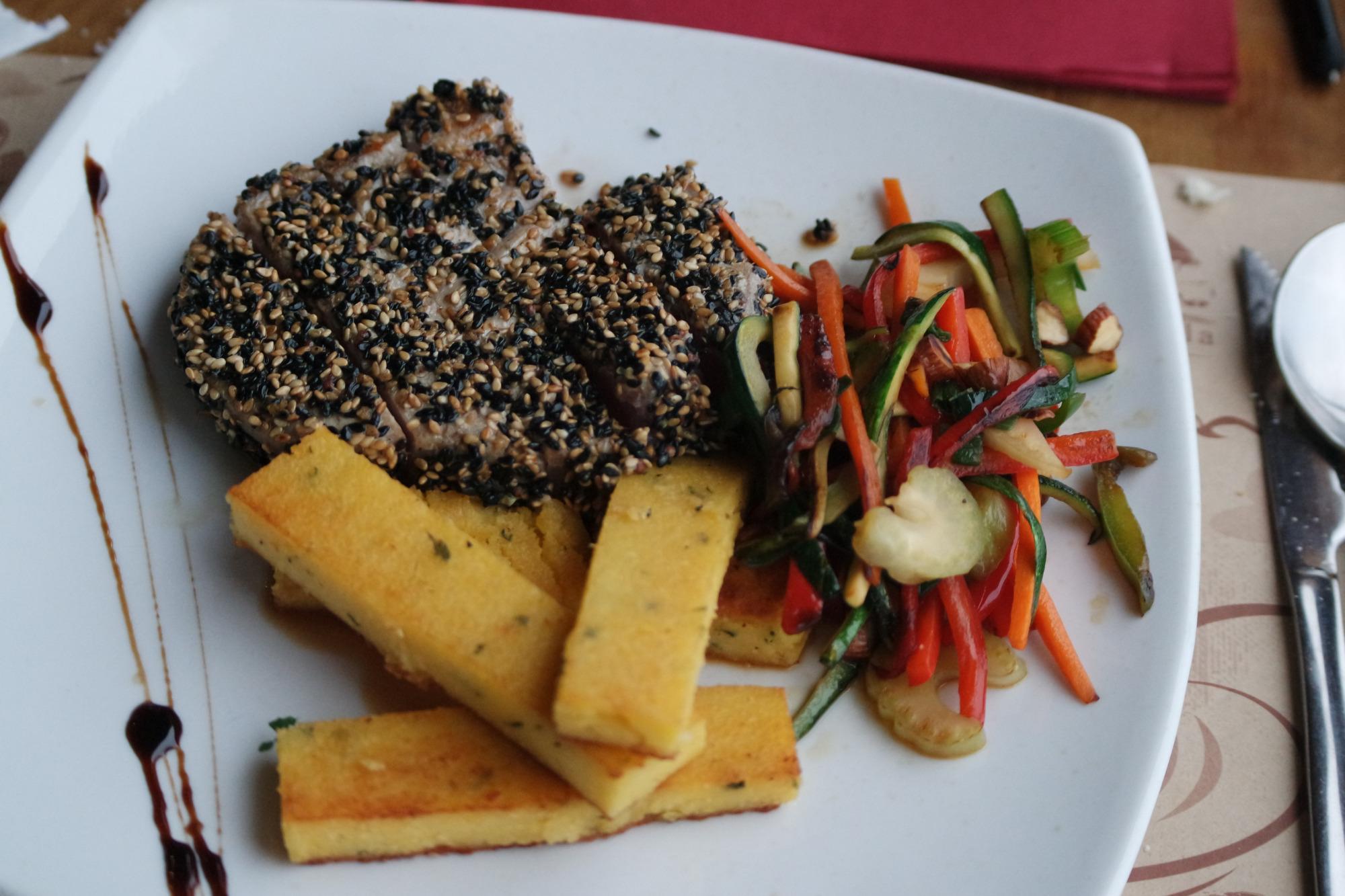 Restaurant Puerto Castilla