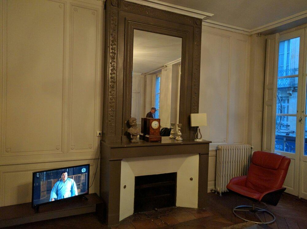 Une chambre en ville b b bordeaux france voir les for Bordeaux une chambre en ville