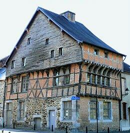 Maison Espagnole - Musee du Vieux Revin