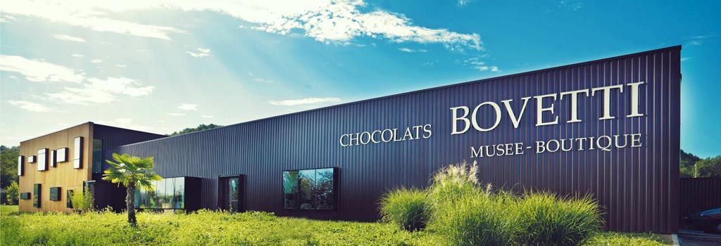 Musee du Chocolat Bovetti