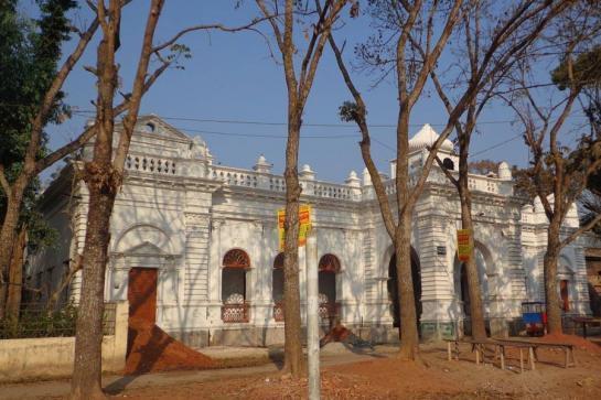 Muktagacha Rajbari/ Muktagacha Zamindar House