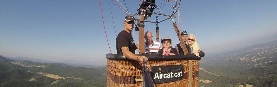 Aircat Ballooning