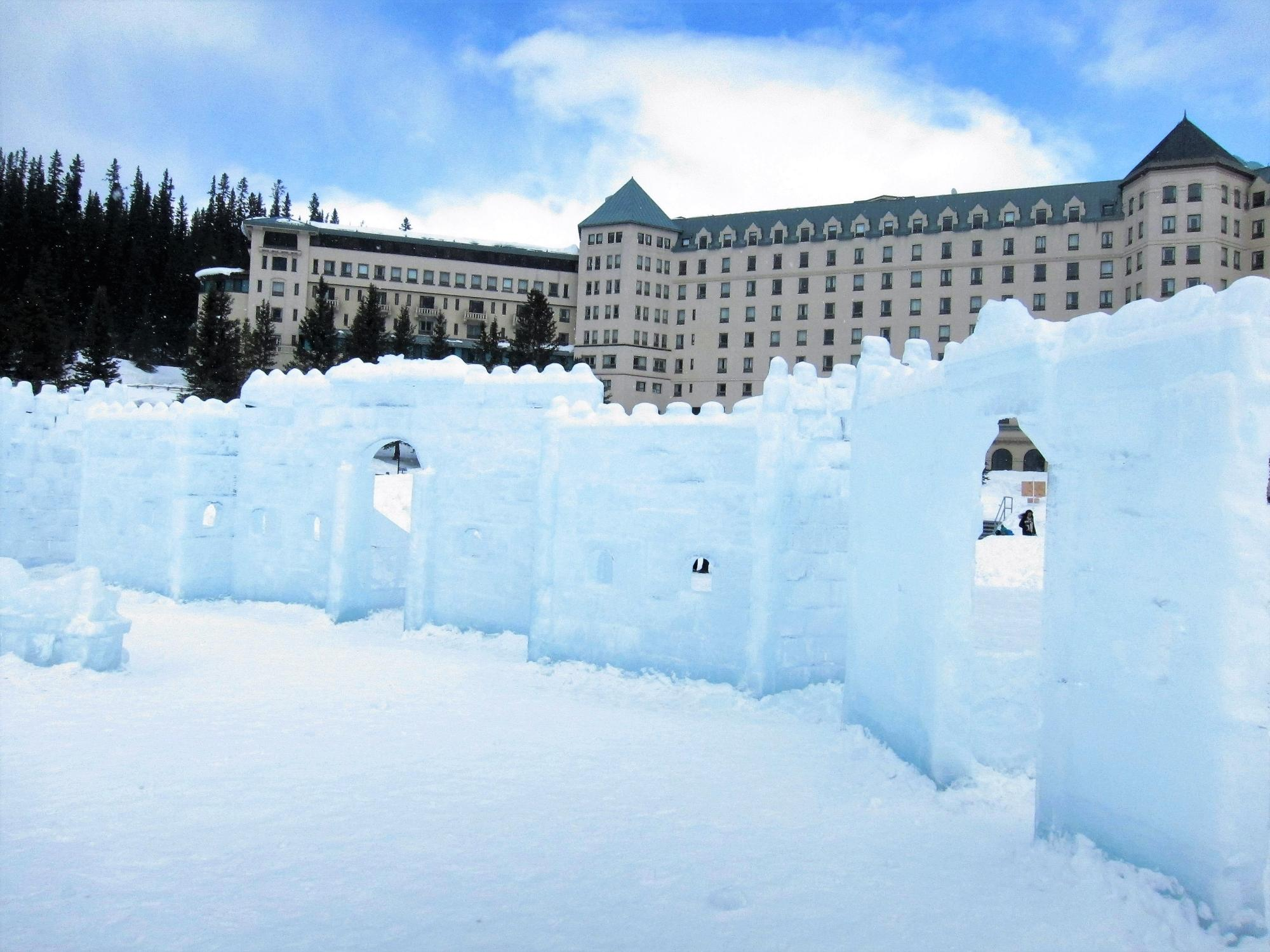 Fairmont Chateau Lake Louise Review Family Vacation Critic