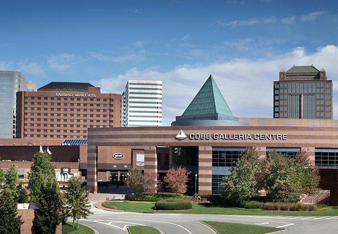 Renaissance Atlanta Waverly Hotel & Convention Center