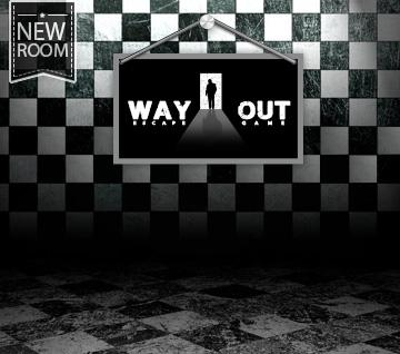 ‪Way Out! Escape Game‬