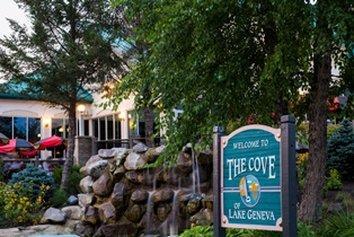 Cove of Lake Geneva