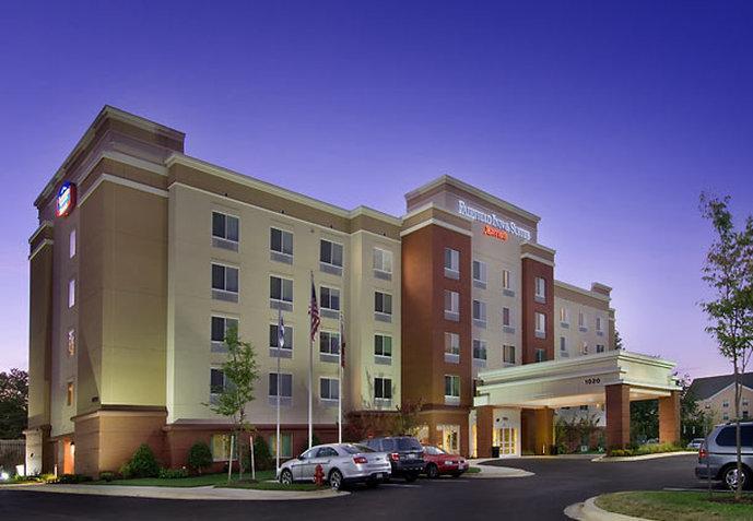 Fairfield Inn & Suites Baltimore BWI Airport