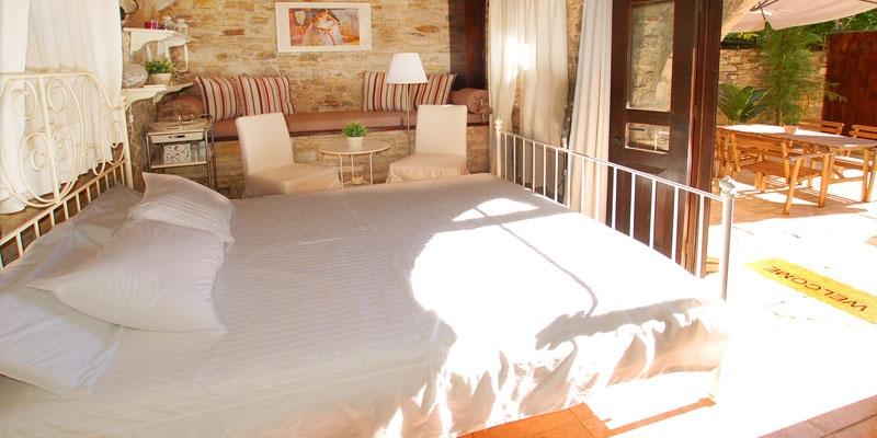 Agia Anna Cyprus Bed and Breakfast