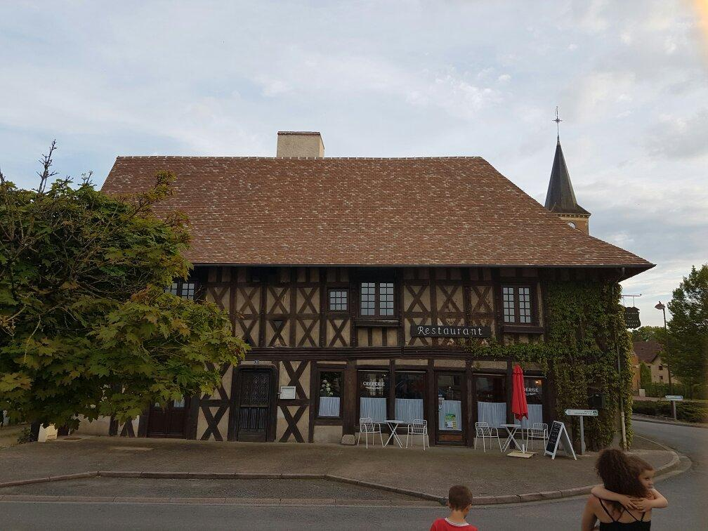 restaurant auberge de la vieille maison dans beaulon
