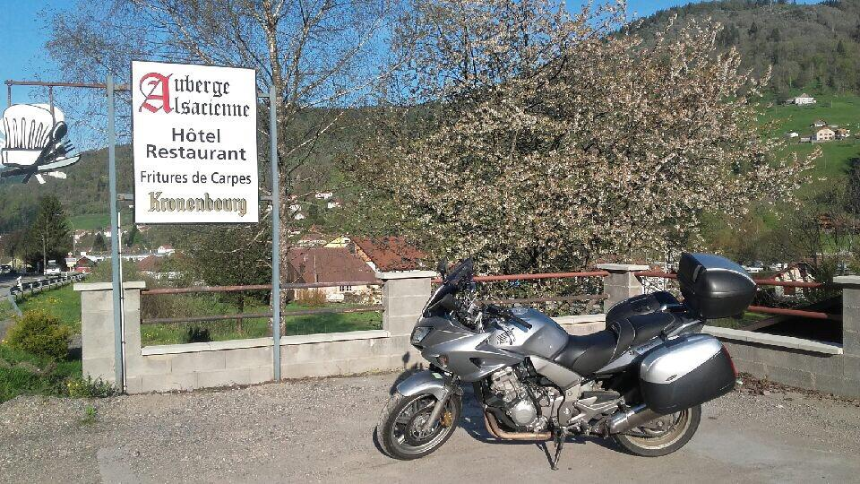L'Auberge Alsacienne de Bussang Hôtel Restaurant