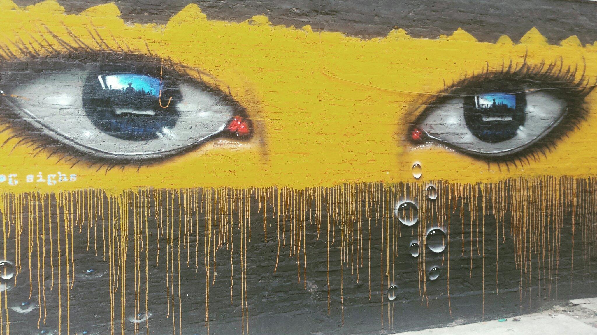 Bucktown graffiti
