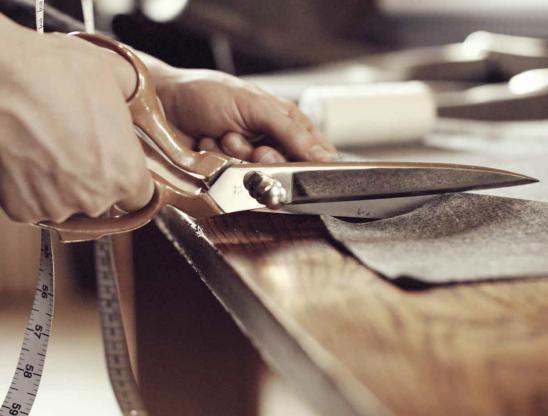 Jacquard Bespoke Tailoring
