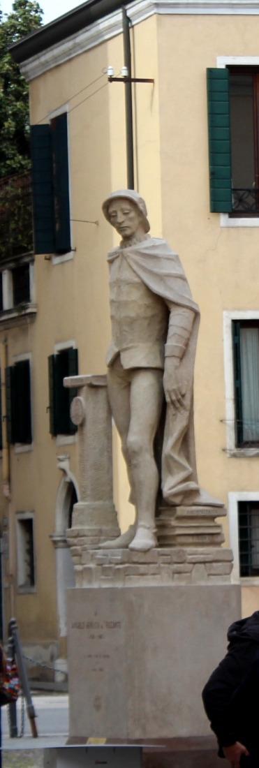 Statua del Ruzante