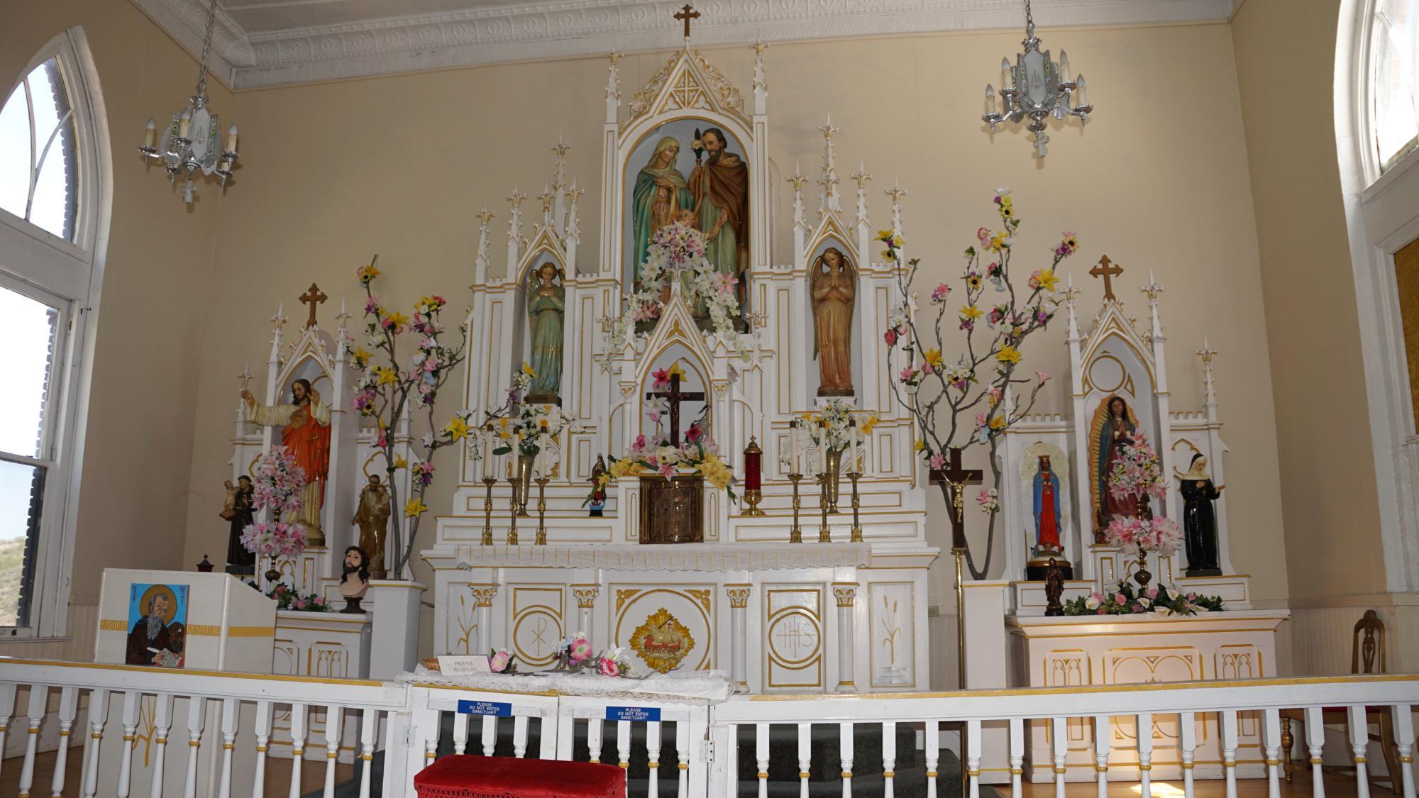 Holy Family Catholic Church, Jerome, AZ