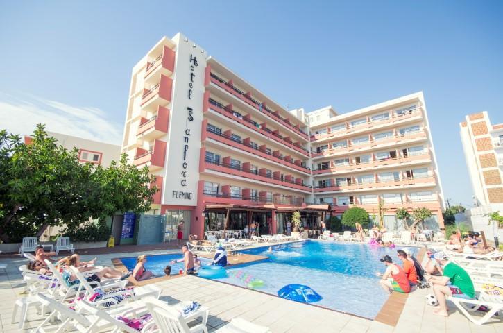 azuLine Hotel S'Anfora & Fleming
