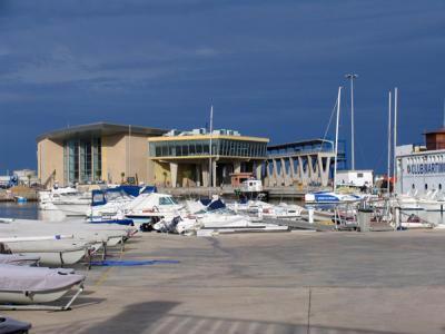Estacion Maritima de Melilla