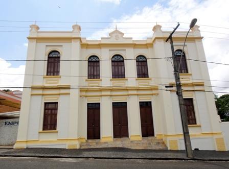 Casa da Cultura Abdalla Mameri - Theater