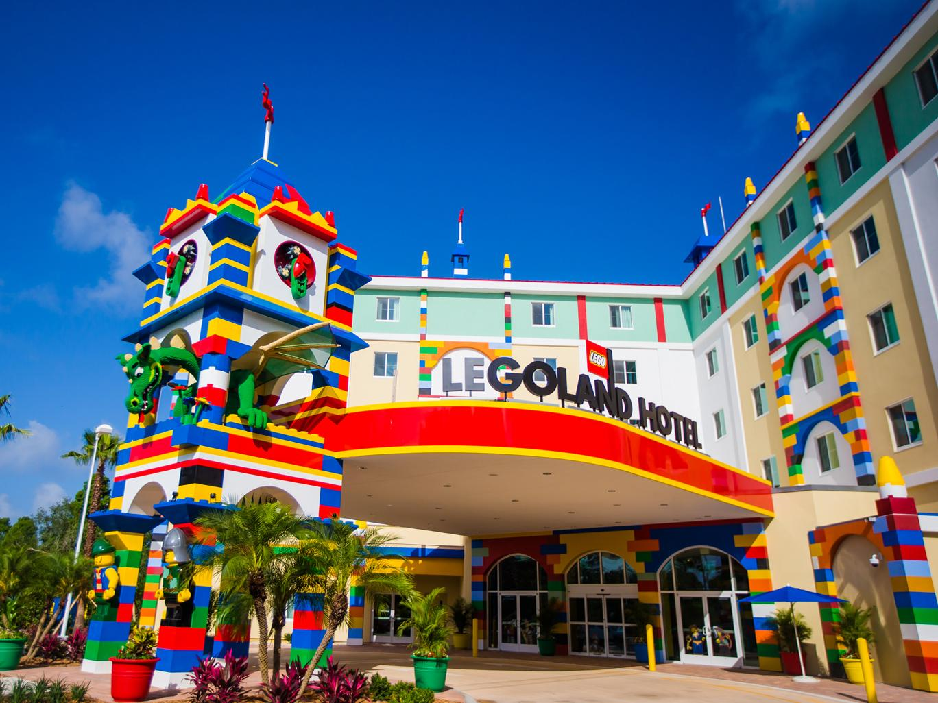 LEGOLAND Hotel at LEGOLAND Florida Resort