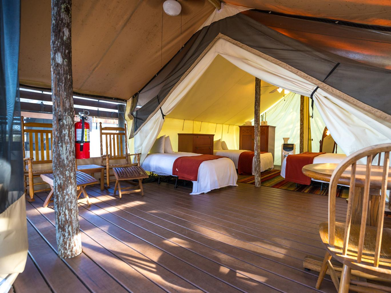Westgate River Ranch Resort & Rodeo Glamping Tent