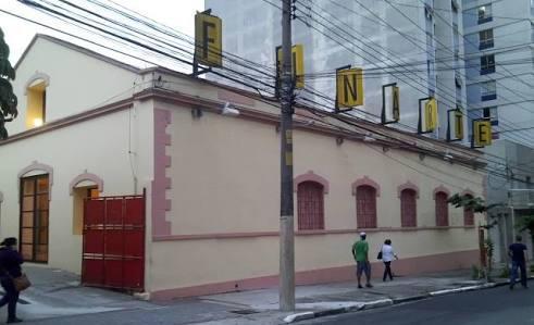 Funarte - Sala Guiomar Novaes Theater