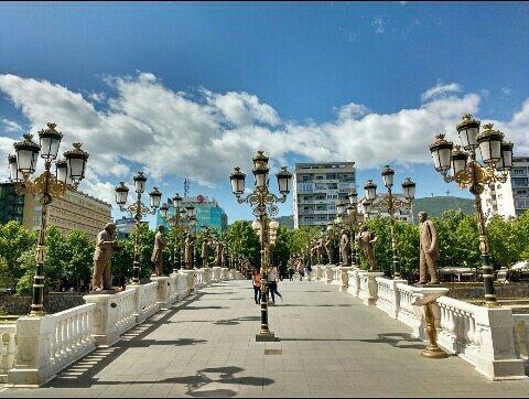 Free Skopje Walking Tours