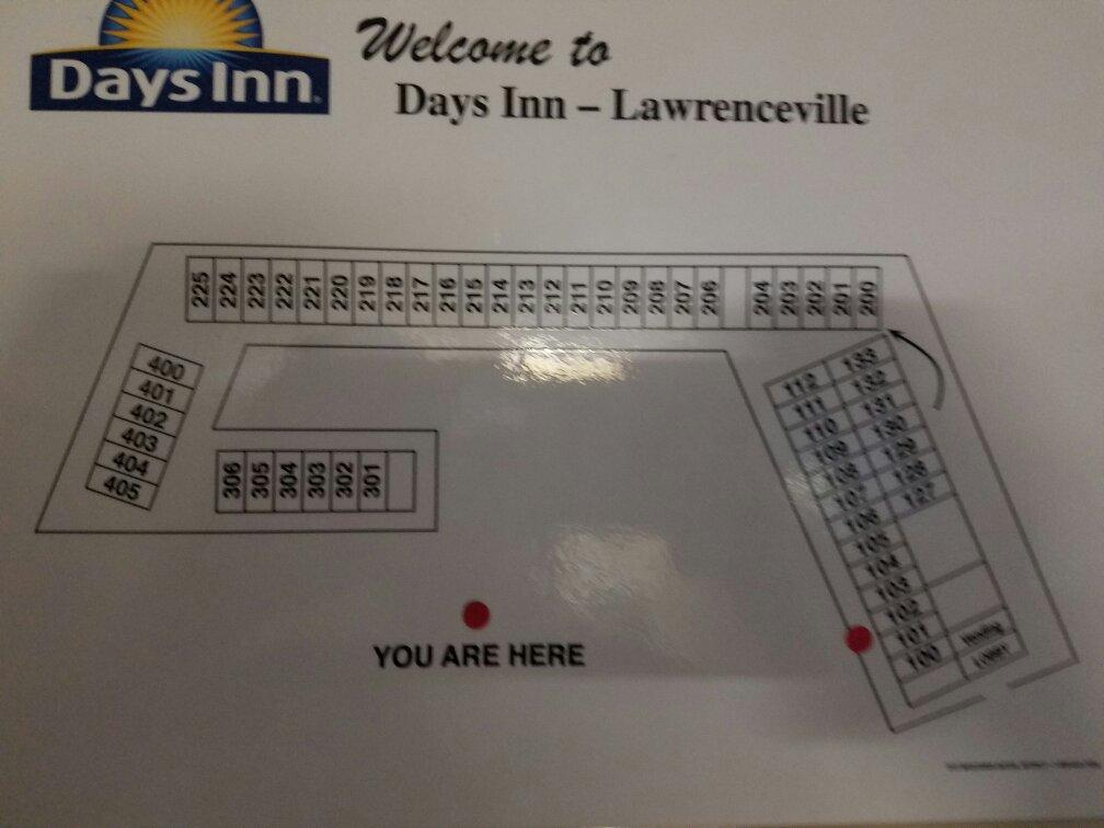 LawrencevilleDays Inn
