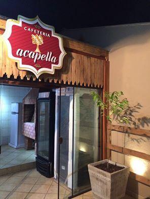Acapella Cafeteria