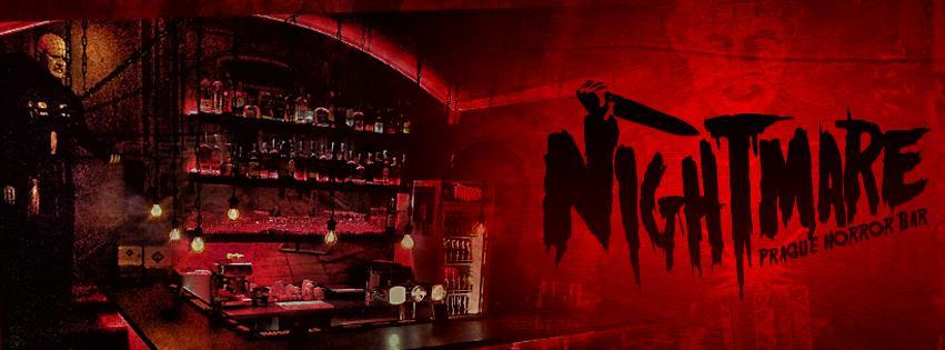 Nightmare Prague horror bar