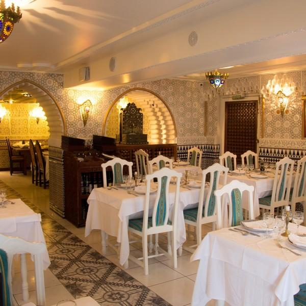 Things To Do in Tunisian, Restaurants in Tunisian