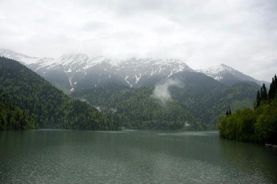 Ritsinskiy Relic National Park
