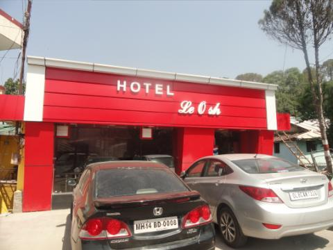Le Osh Hotel and Restaurant