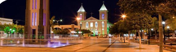 Praça Monsenhor João Luiz