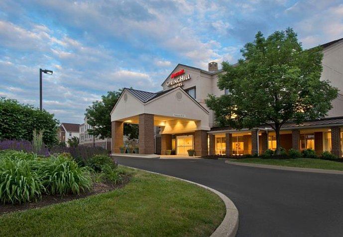 SpringHill Suites Columbus Airport Gahanna