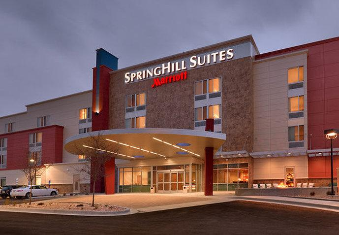 SpringHill Suites Salt Lake City Draper