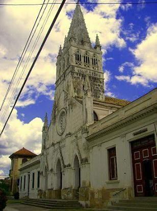 Iglesia Sagrada Familia