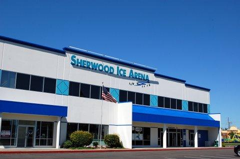 Sherwood Ice Arena